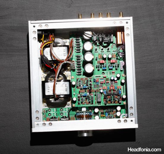 Burson HA-160D