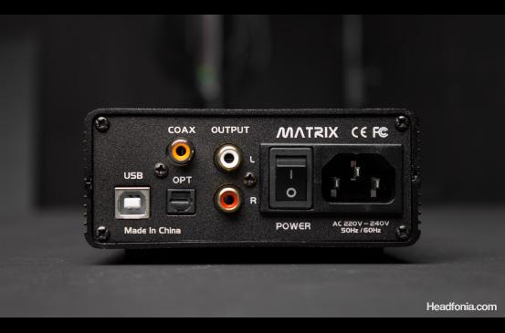 Matrix M-Stage Review