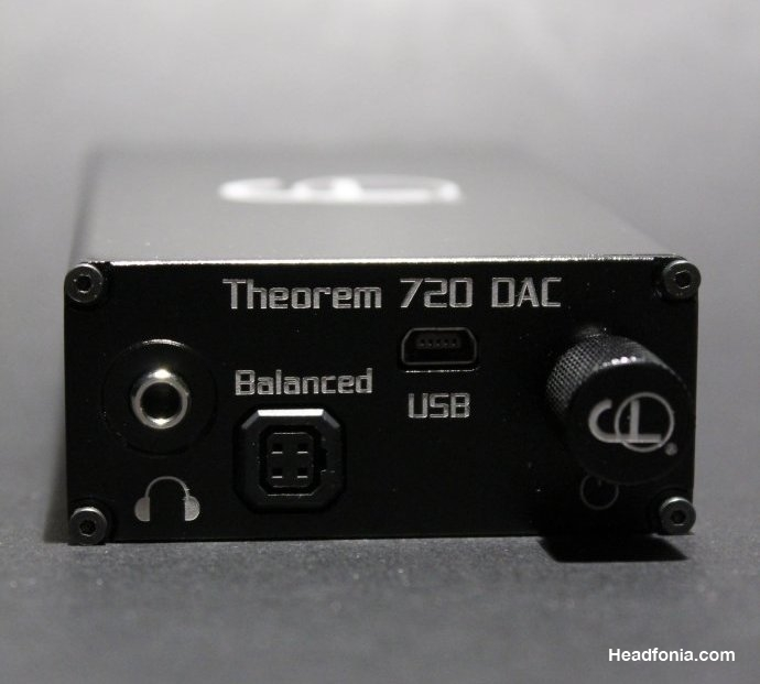 Cypher Labs Theorem 720 DAC Keeps The Music Going - Head ...