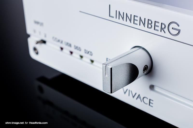Linnenberg-Vivace-volume pot