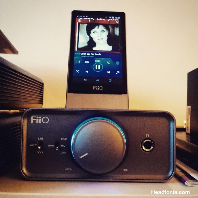 Review: Fiio K5 - Fiio's Budget Dock