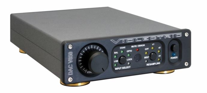 Violectric V850 10