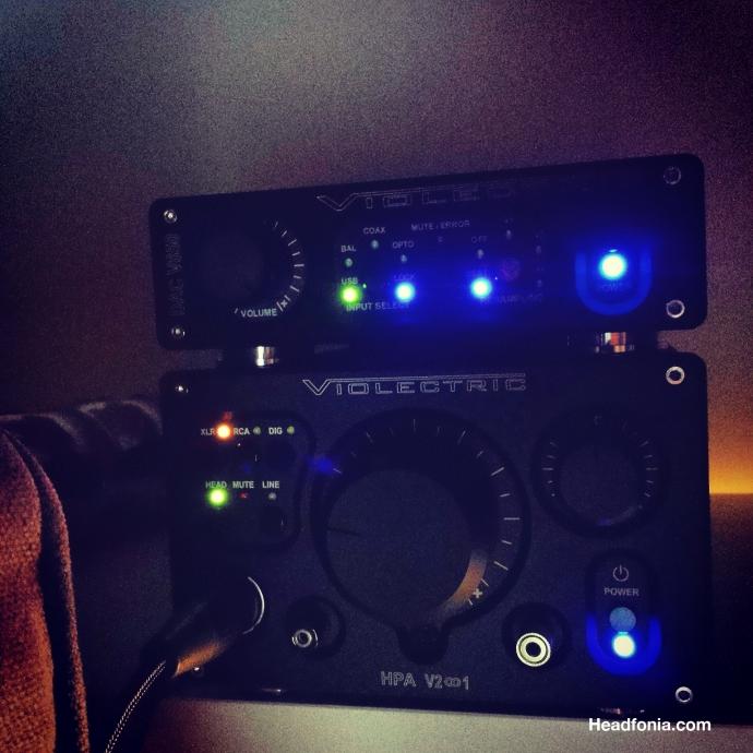 Violectric V850 3