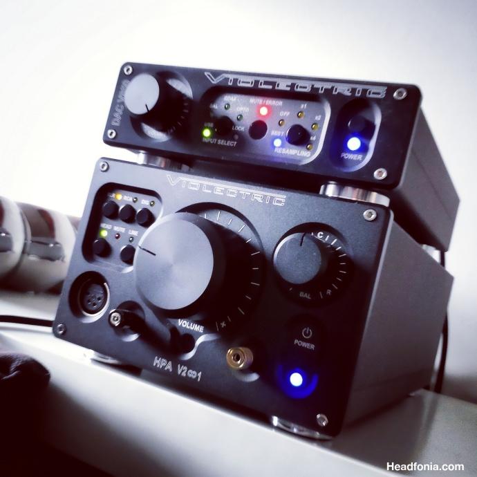 Violectric V850 4