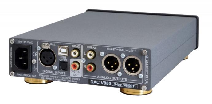 Violectric V850 8