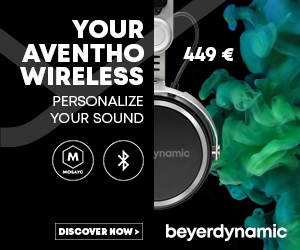 Beyerdynamic Standard Banner Jan 1 to December 31 2018
