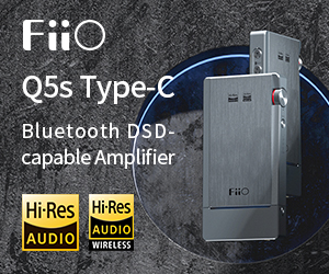 Fiio std Banner 1 Till End May 2021