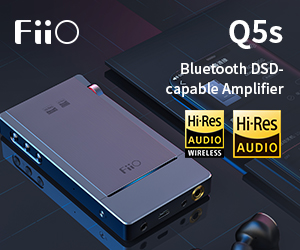 Fiio Q5S from June 1 2019 tem May 31 2020