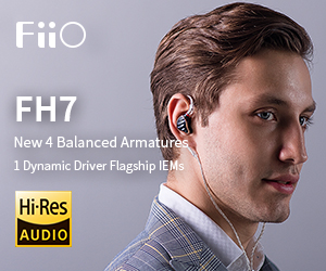 Fiio FH7 from June 1 2019 tem May 31