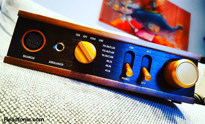 Review: Klipsch Heritage DAC/AMP - Headfonia Headphone Reviews