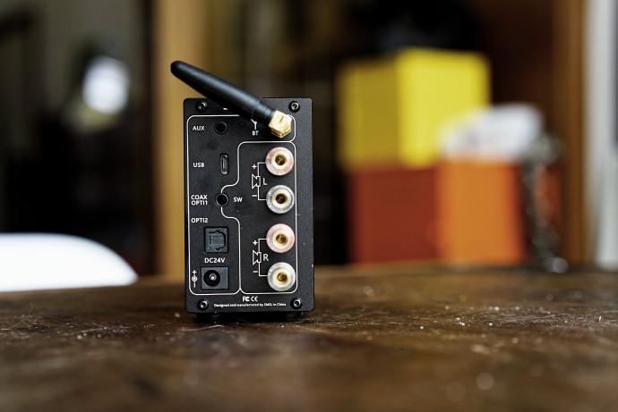 Review: SMSL AD18 - Tiny Wonder - Headfonia Headphone Reviews