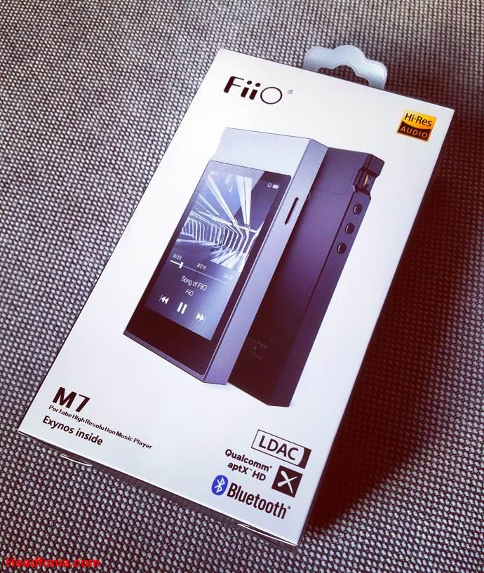 Review: Fiio M7 - Back to basics - Headfonia Headphone Reviews
