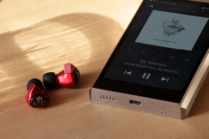 Astell&Kern Billie Jean