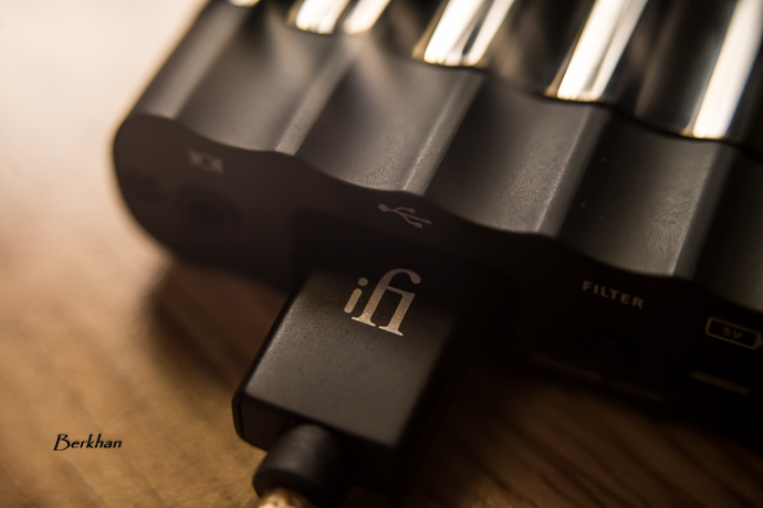 iFi Audio OTG Cable