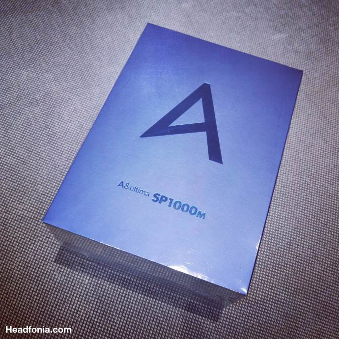 Picture Sunday – Astell&Kern SP1000M
