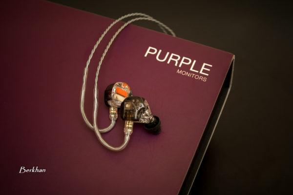 Earsonics Purple