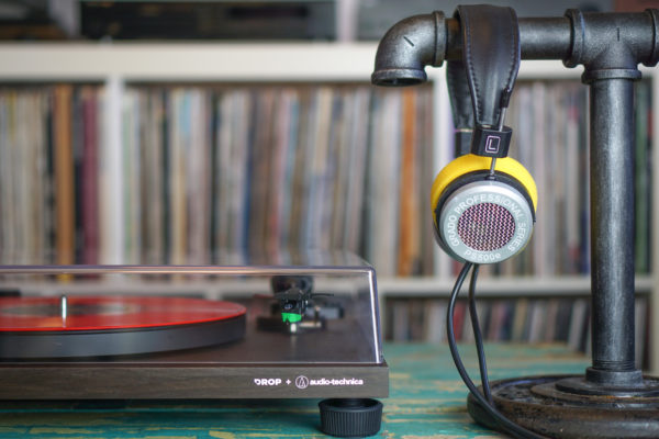 Drop + Audio Technica Carbon VTA Turntable