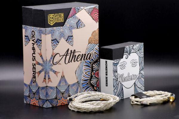 Satin Audio Athena & Medusa II