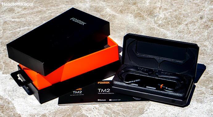 Fostex TM2
