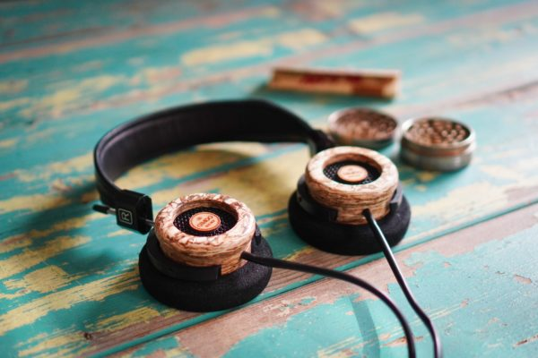 The Hemp Headphone by Grado Labs.