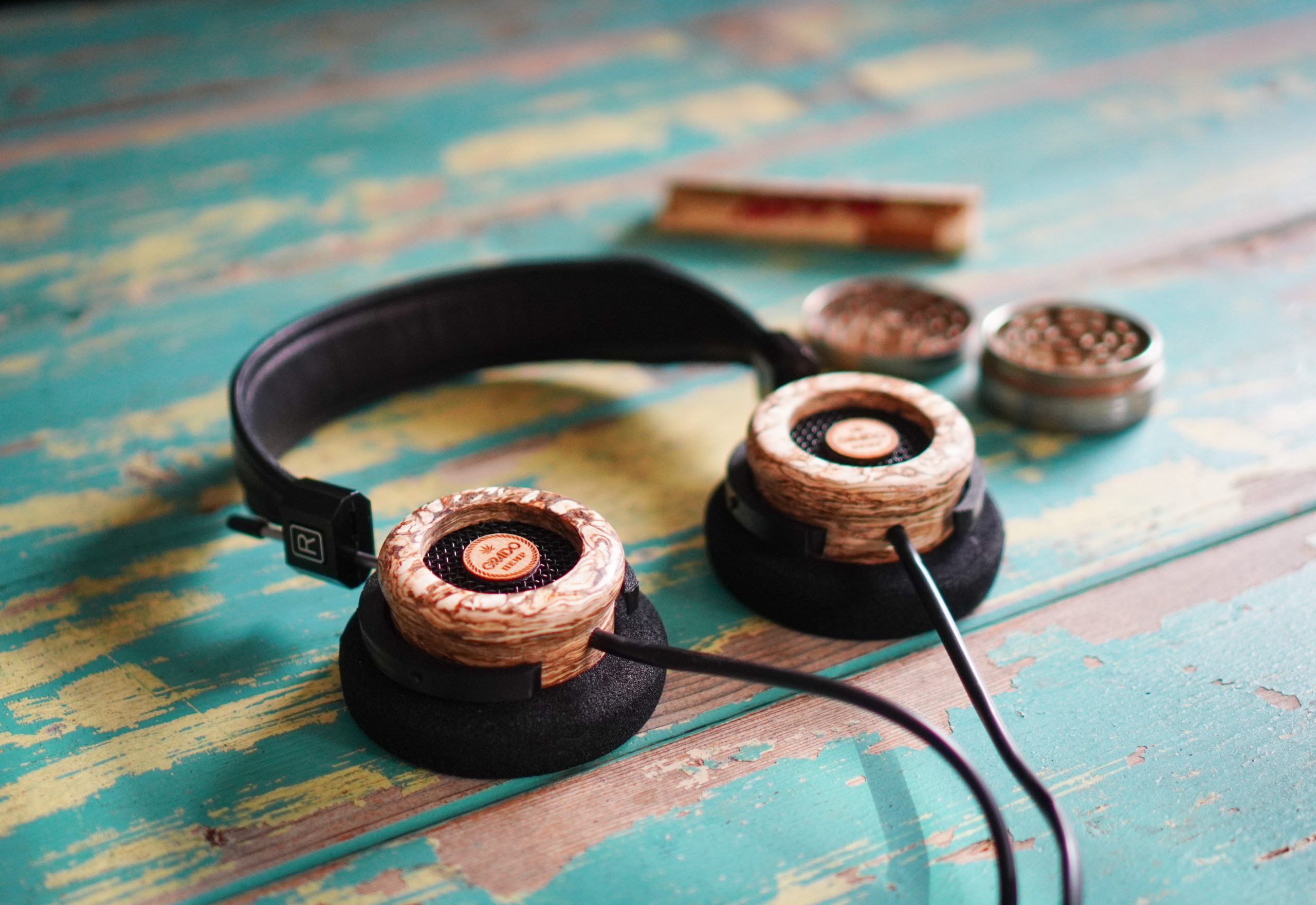 Grado the Hemp Headphone Review