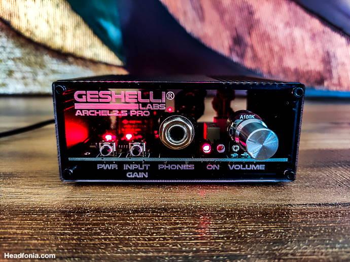 Geshelli Archer2.5 Pro