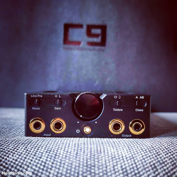 Cayin Audio C9