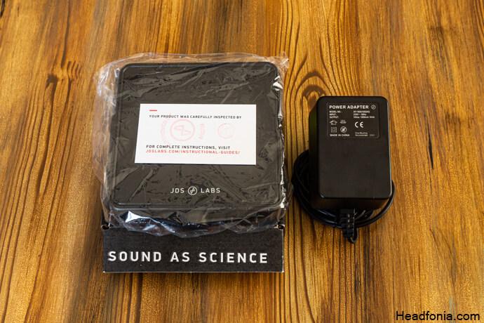 JDS Labs Atom+ Amp